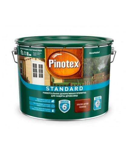 Декоративная пропитка Pinotex Standart (Пинотекс Стандарт)