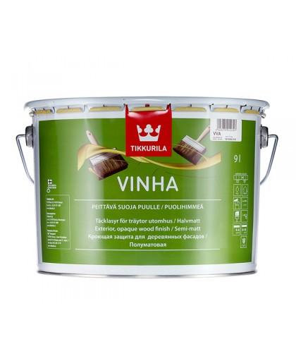 Кроющий антисептик Tikkurila Vinha (Винха)