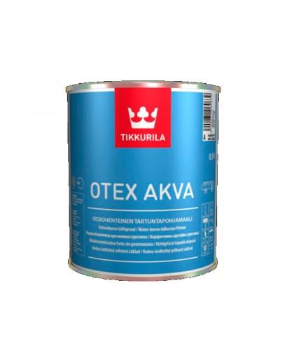 Водная грунтовка Tikkurila Otex Akva (Отекс аква)