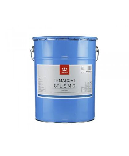 Двухкомпонентная эпоксидная краска Tikkurila Temacoat GPL-S MIO (Темакоут ГПЛ-МИО)