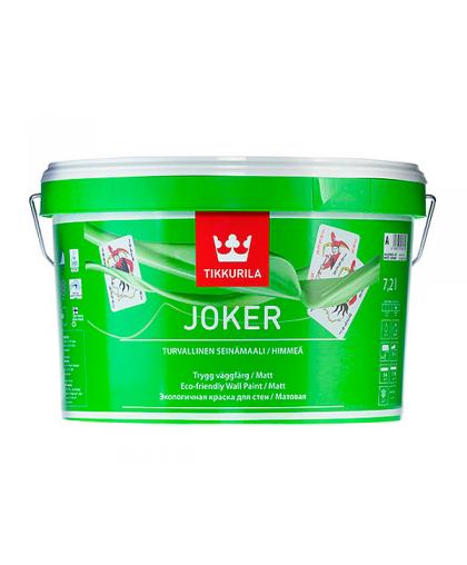 Краска Tikkurila Joker (Джокер)