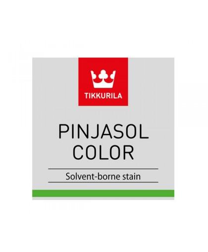 Антисептик для дерева Tikkurila Pinjasol Color (Пиньясол Колор)