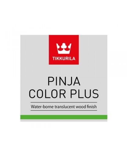 Антисептик для дерева Tikkurila Pinja Color Plus (Пинья Колор Плюс)