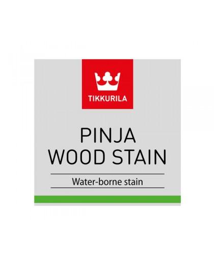 Водный антисептик Tikkurila Pinja Wood Stain (Пинья Вуд Стейн)