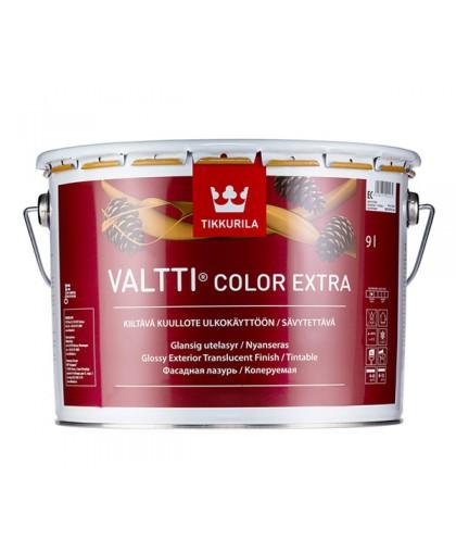 Фасадная лазурь Tikkurila Valtti Color Extra (Валтти Колор Экстра)