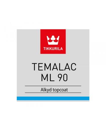 Алкидная финишная краска Tikkurila Temalac ML 90 (Темалак МЛ 90)