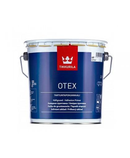 Алкидная адгезионная грунтовка Tikkurila Otex (Отекс)