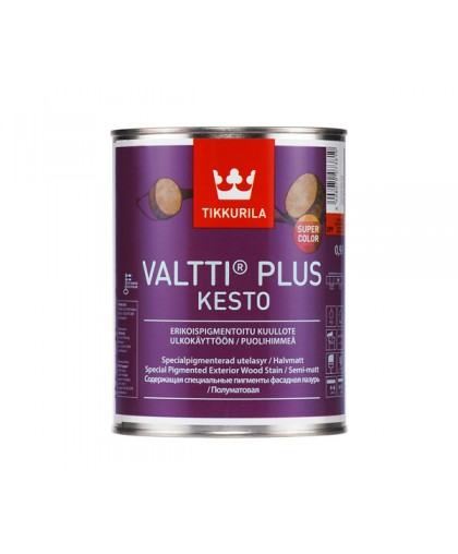 Долговечный антисептик Tikkurila Valtti Plus Kesto (Валтти Плюс Кесто)