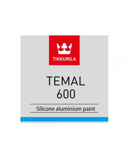 Термостойкая краска Tikkurila Temal 600 (Темал 600)
