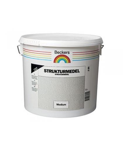 Структурная краска с эффектом шуба Beckers Strukturmedel