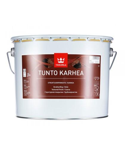 Грубозернистое покрытие Tikkurila Tunto (Тунто)