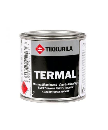 Силиконоалюминиевая краска Termal Silikonialumiinimaali (Термал)