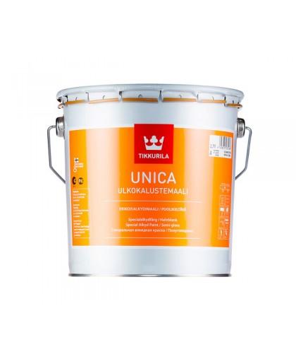 Алкидная краска Tikkurila Unica (Уника)
