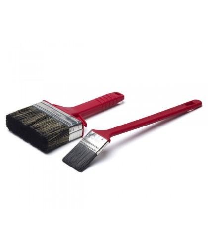 Набор кистей для покраски древесины 120 и 50 мм Anza (Анза)