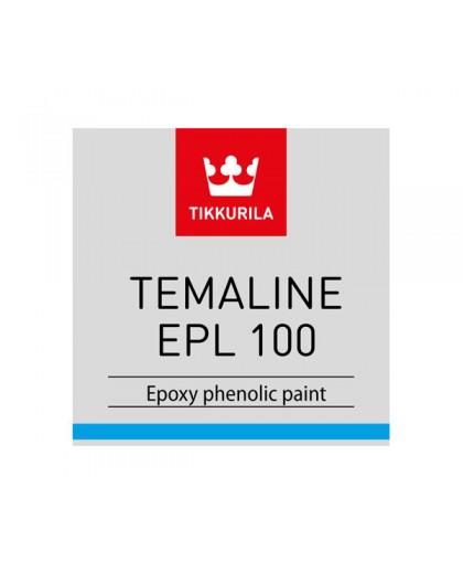 Двухкомпонентная эпокси-фенольная краска Tikkurila Temaline EPL 100 (Темалайн ЕПЛ 100)