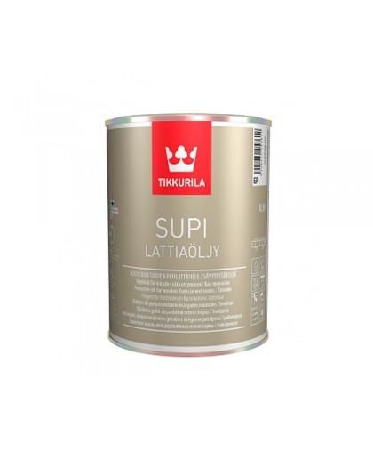 Супи масло для пола (Tikkurila Supi Lattiaolju)