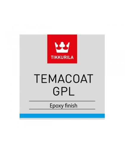 Двухкомпонентная эпоксидная краска Tikkurila Temacoat GPL (Темакоут ГПЛ)