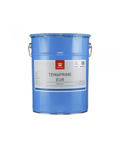 Быстросохнущая грунтовка Tikkurila Temaprime EUR (Темапрайм ЕУР)
