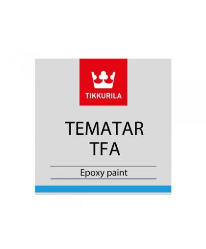 Двухкомпонентная эпоксидная краска Tikkurila Tematar TFA (Тематар ТФА)
