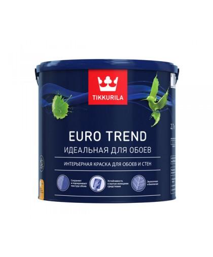 Краска Tikkurila Euro Trend (Евро Тренд)
