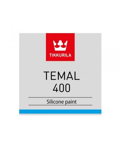 Термостойкая краска Tikkurila Temal 400 (Темал 400)