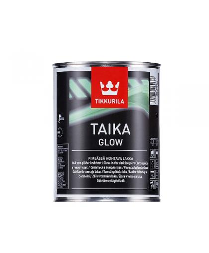 Светящиеся в темноте покрытие Тиккурила Тайка Глоу (Glow)