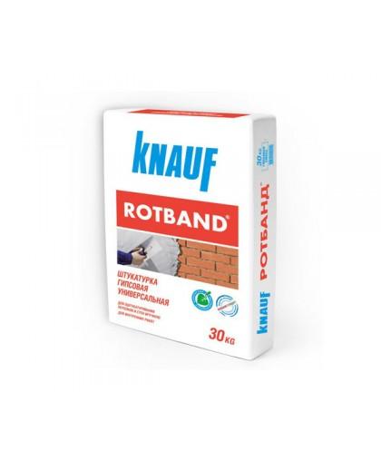 Гипсовая штукатурка Knauf Rotband (Кнауф Ротбанд)