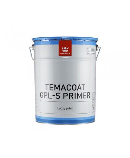 Двухкомпонентная эпоксидная краска Tikkurila Temacoat GPL-S Primer (Темакоут ГПЛ-С Праймер)