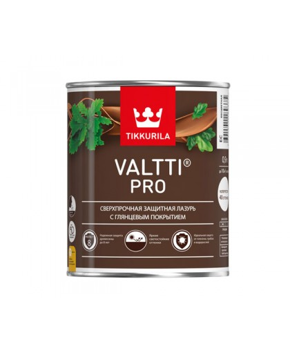 Сверхпрочный антисептик Tikkurila Valtti Pro (Валтти Про)
