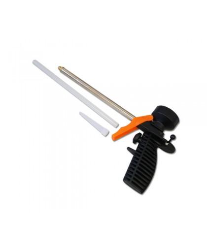 Пистолет для монтажной пены пластмассовый