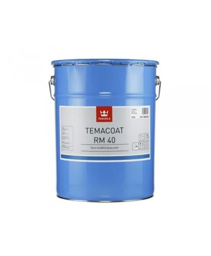 Двухкомпонентная эпоксидная краска Tikkurila Temacoat RM 40 (Темакоут РМ 40)