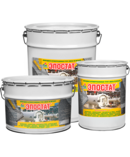 Эпостат RAL 3020 24 кг (грунт-эмаль)