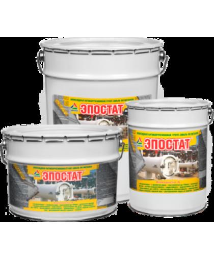 Эпостат белый 24 кг (грунт-эмаль)