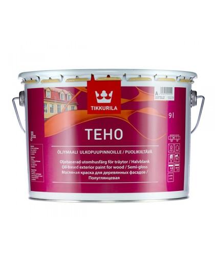 Масляная краска Tikkurila Teho (Техо)
