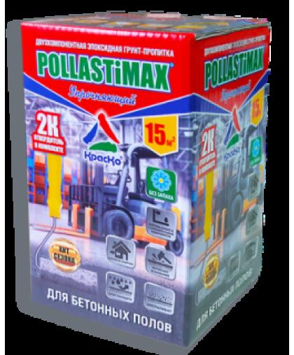 Pollastimax Упрочняющий 2,95 А+Б (грунт-пропитка)